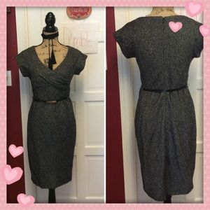 💜Michael Kors wool blend dress 💜